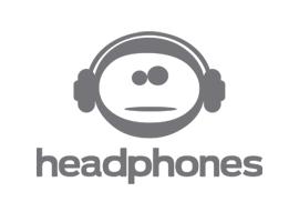Vector Headphones Logo