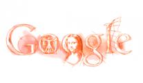 Google logos.