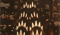 Paul Chojnowski – Pinturas com fogo e água