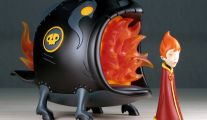 Patricio Oliver – Toy-art e Ilustração