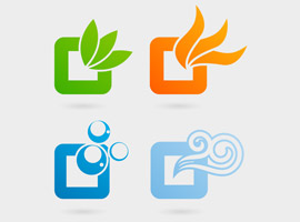 Nature Elements Logos