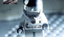 Fotografia: Clássicos feitos de Lego