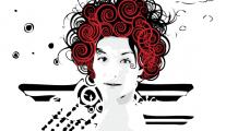 Tutorial: Florais no Illustrator [ Swirly Curls]