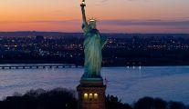 Nova Iorque – A noite e do céu.